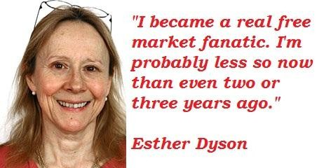 Esther Dyson's quote #8
