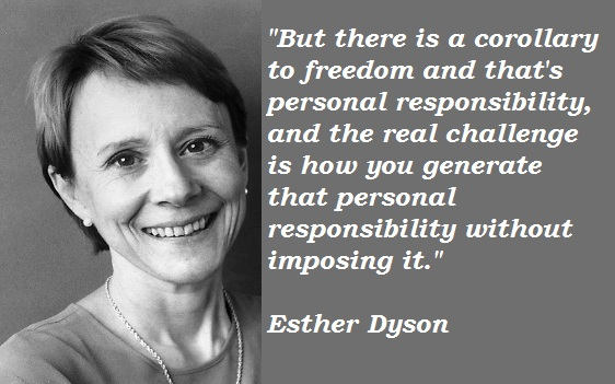 Esther Dyson's quote #7