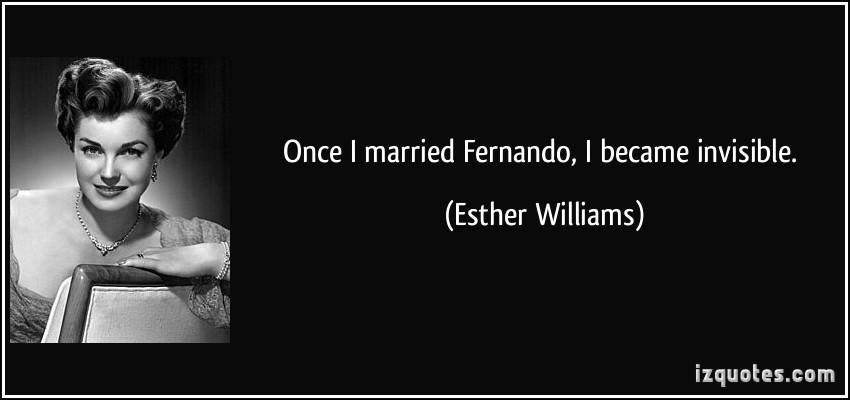 Esther Williams's quote #2