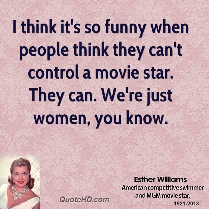 Esther Williams's quote #7