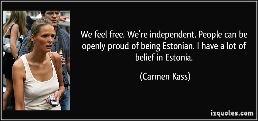 Estonia quote #1