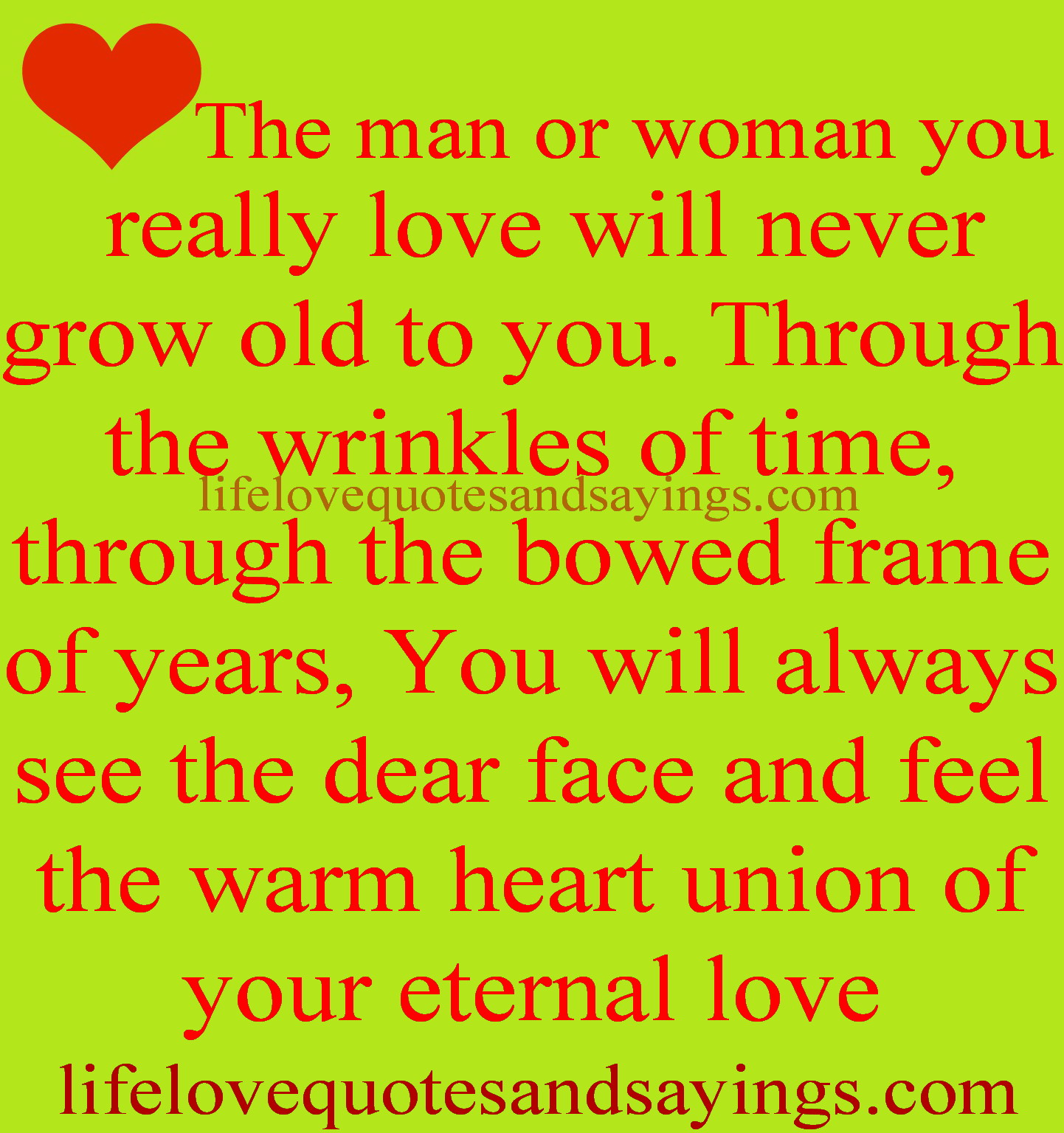 Html Quote: Famous Quotes About 'Eternal Love'