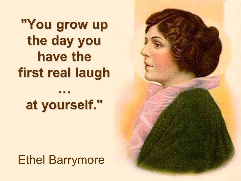 Ethel Barrymore's quote #2