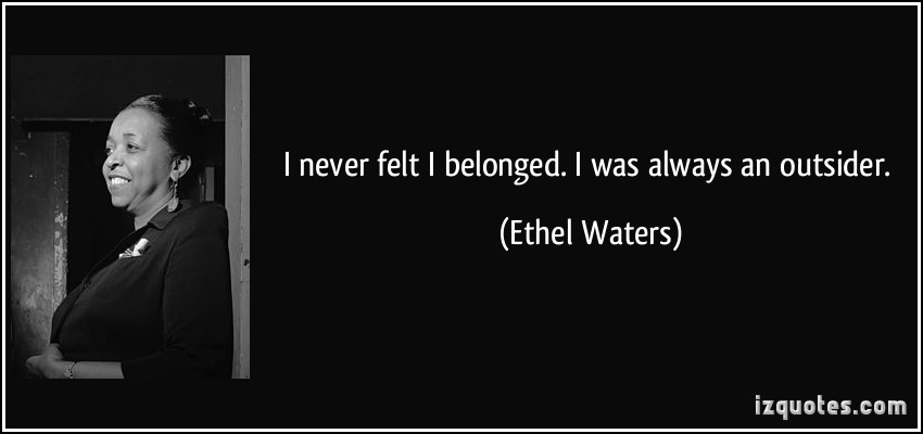 Ethel Waters's quote #1