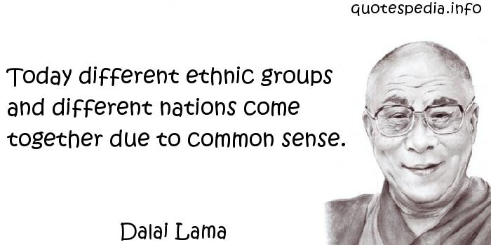 Ethnic Groups quote #2