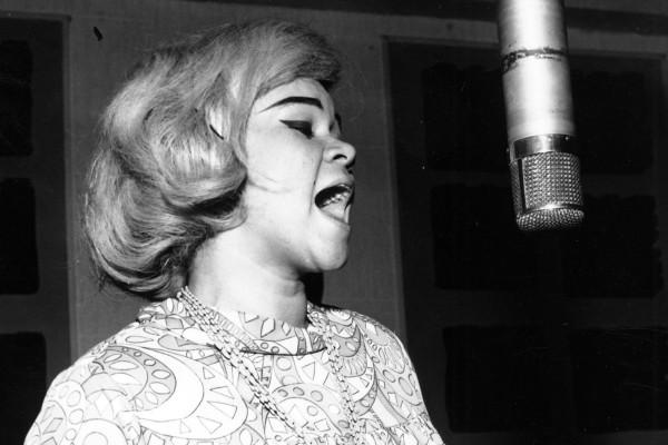 Etta James's quote