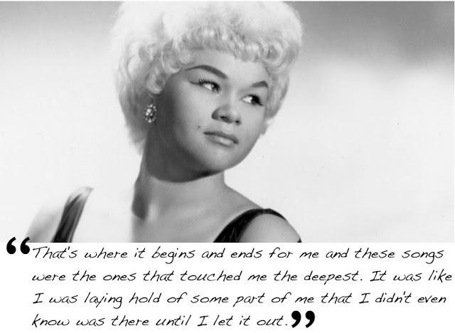 Etta James's quote #4