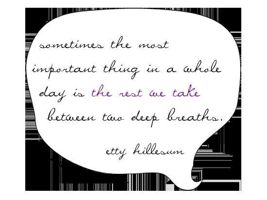 Etty Hillesum's quote #7