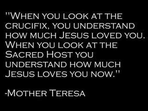 Eucharist quote #1