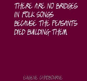 Eugene Chadbourne's quote #2