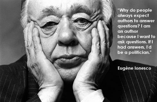 Eugene Ionesco's quote #7