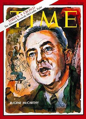 Eugene McCarthy's quote #4