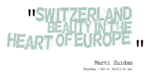 Europe quote #5