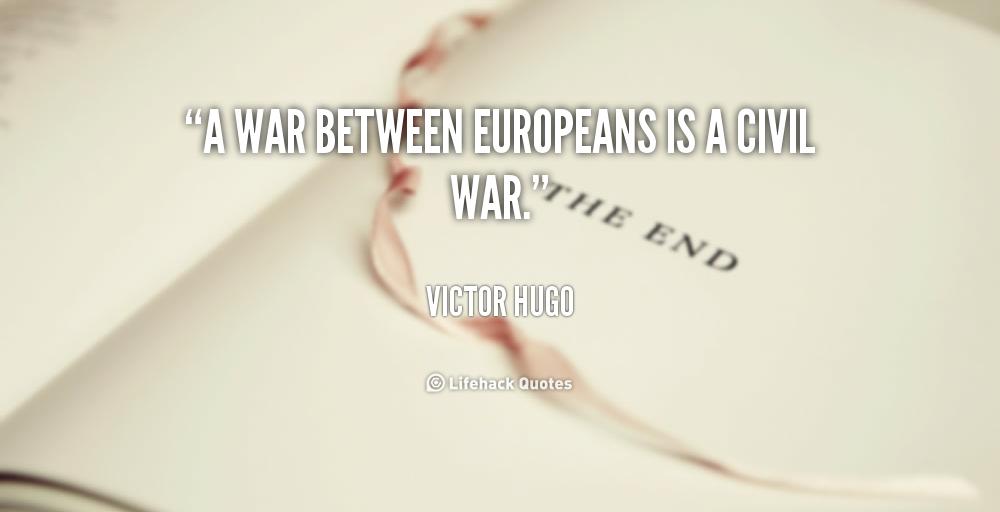 Europeans quote #1