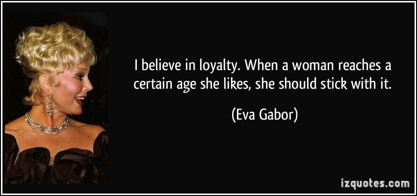 Eva Gabor's quote #7