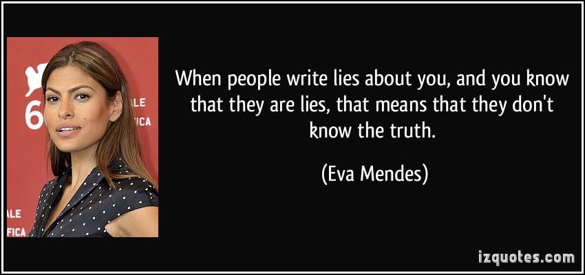 Eva Mendes's quote #2