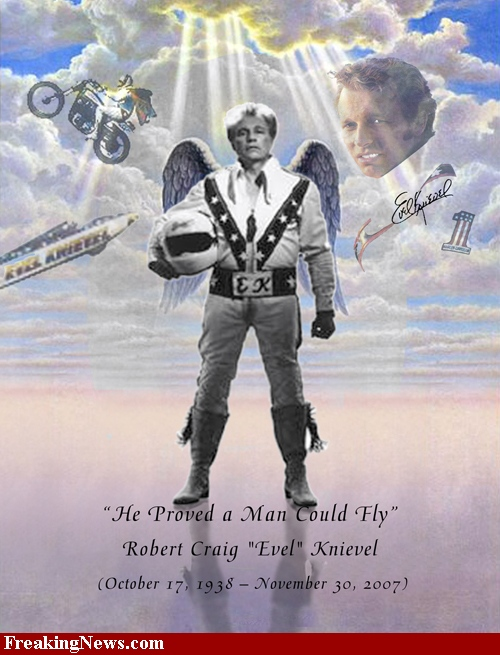 Evel Knievel's quote #5