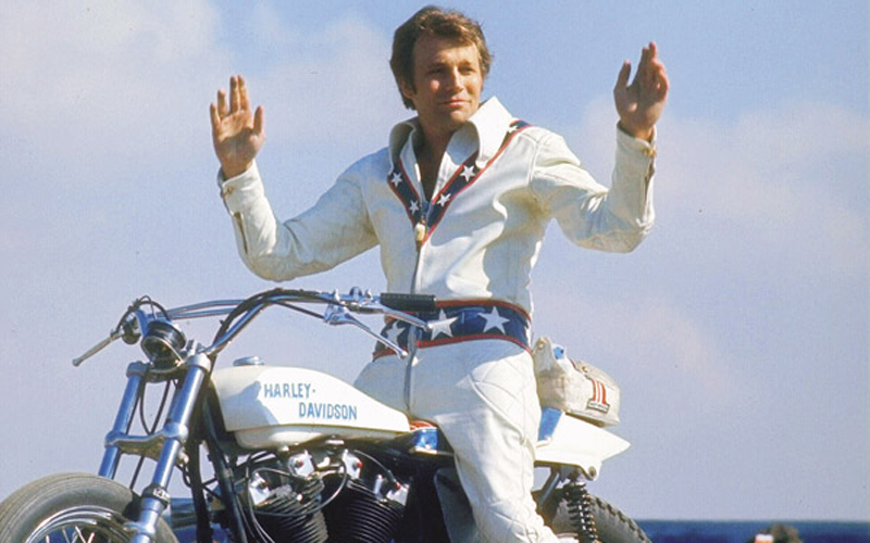 Evel Knievel's quote #2