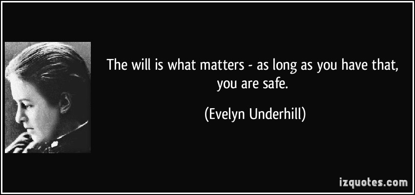 Evelyn Underhill's quote #4