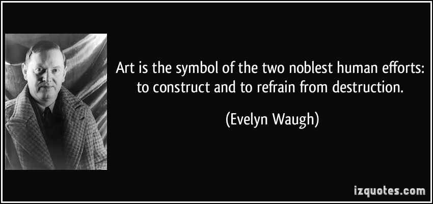 Evelyn Waugh's quote #4