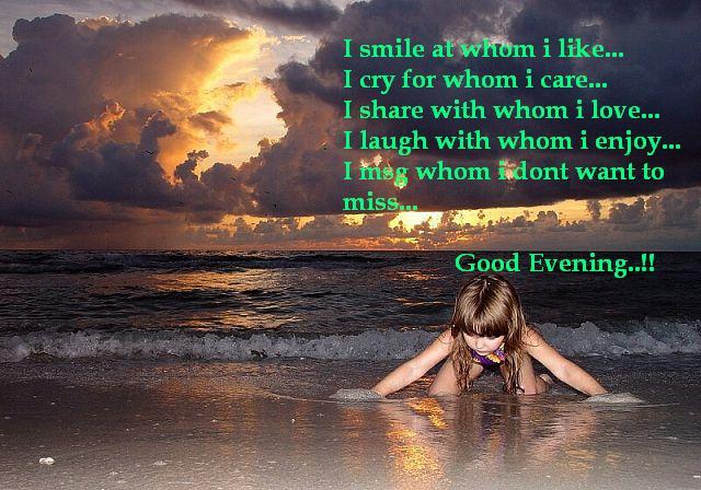 Evening quote #2