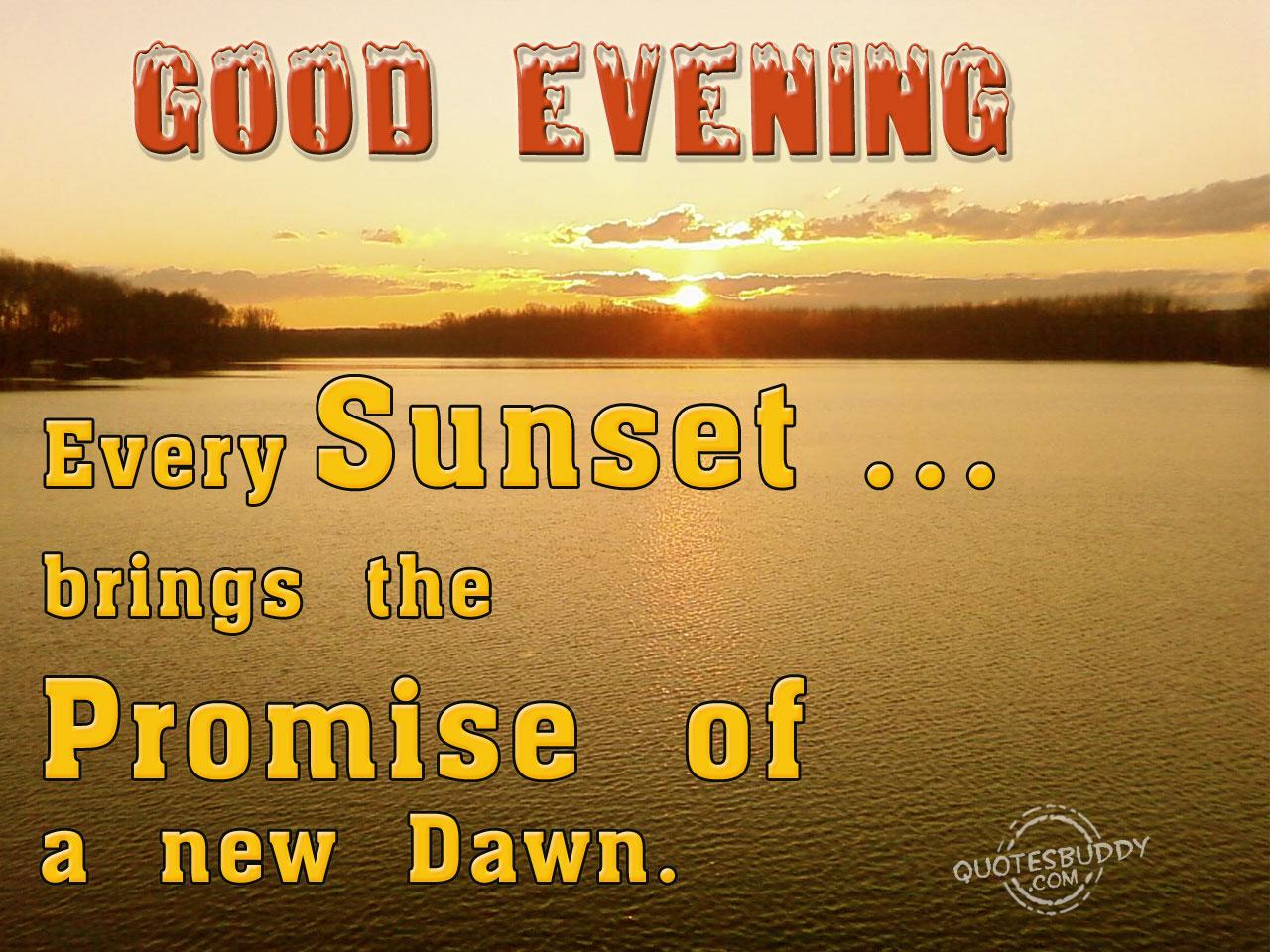 Evening quote #6