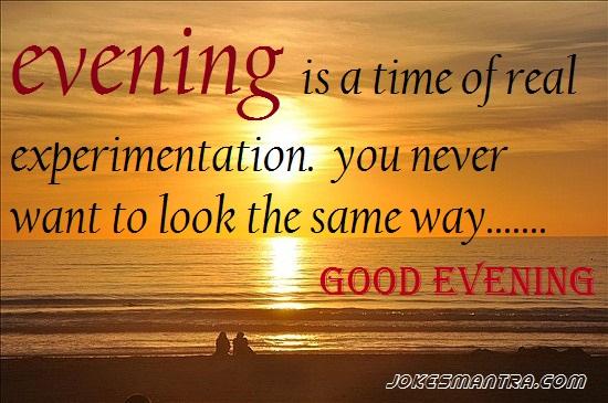 Evening quote #8