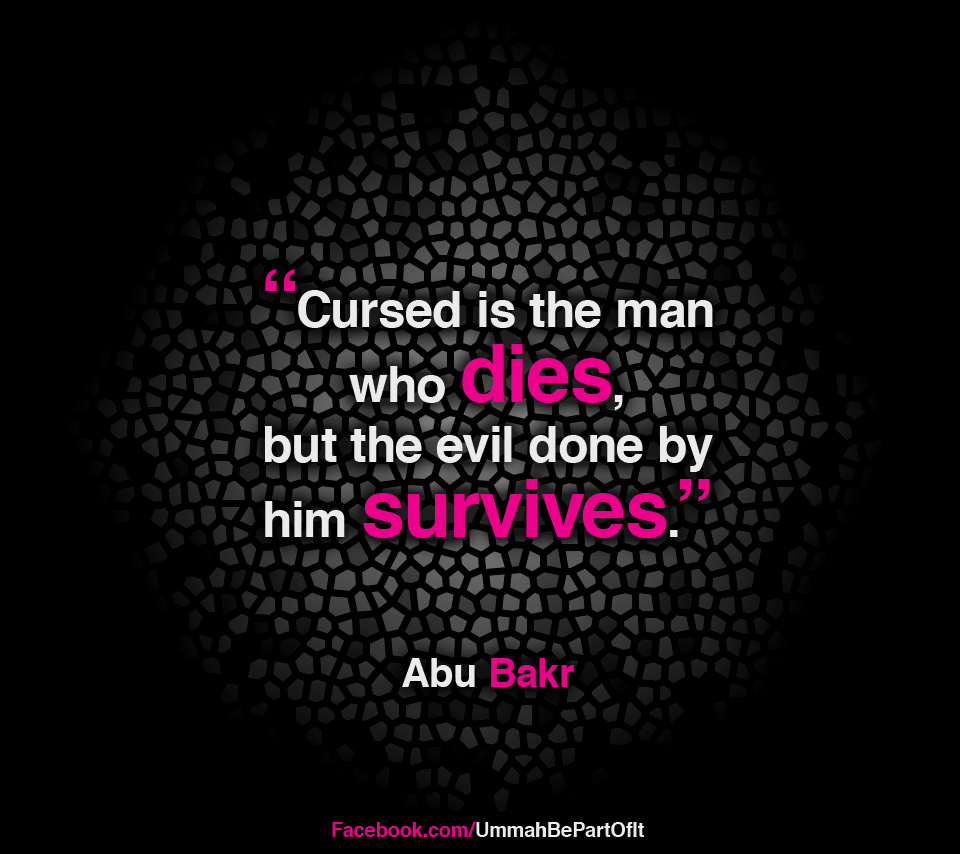 Evil quote #6