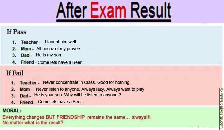 Exam quote #2