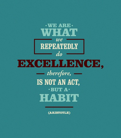 Excellence quote #7
