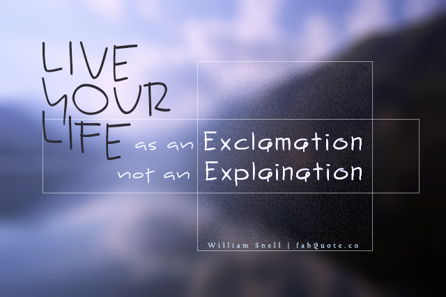 Exclamation quote #2