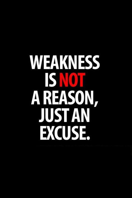 Excuse quote #6