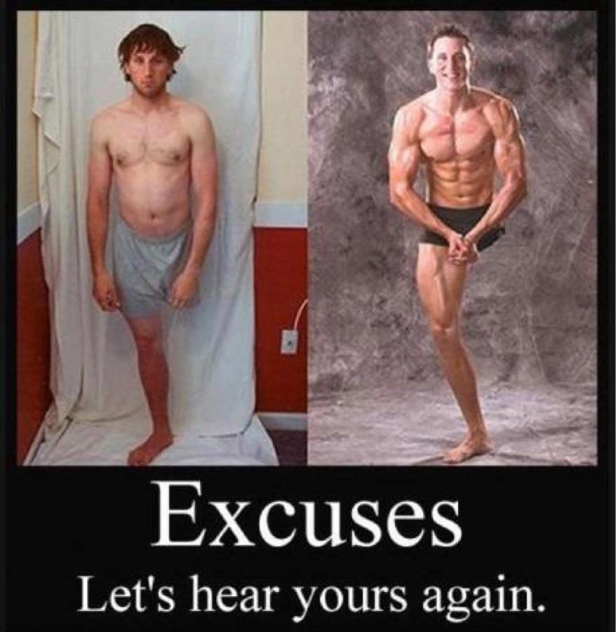 Excuse quote #4