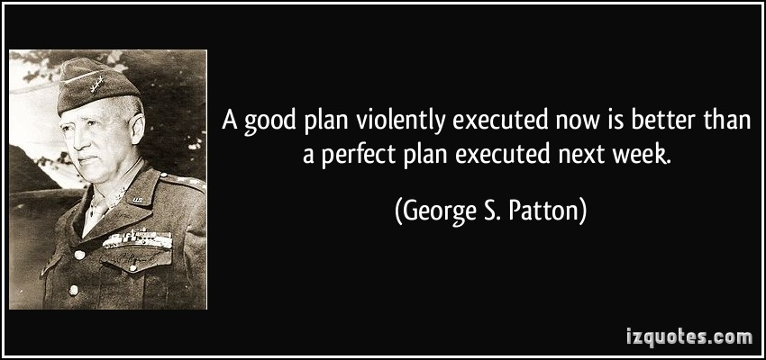 Executed quote #1