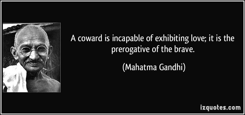Exhibiting quote