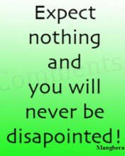 Expect quote #3