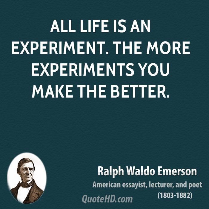 Experiment quote #2