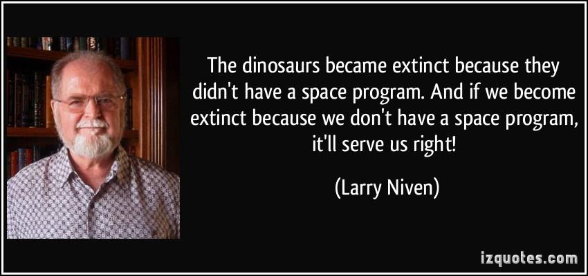 Extinct quote #1