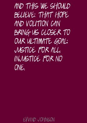 Eyvind Johnson's quote #3