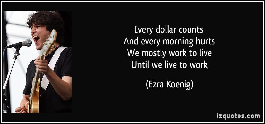 Ezra Koenig's quote #7