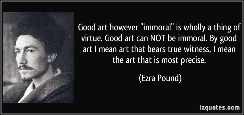 Ezra Pound's quote #8