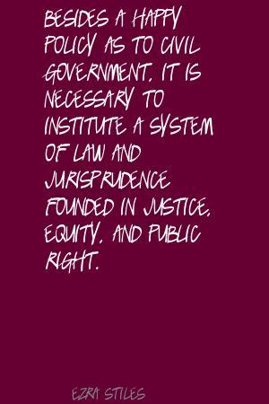Ezra Stiles's quote #8