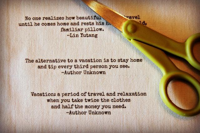 Fabric quote #3