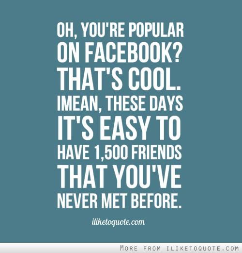 Facebook quote #7