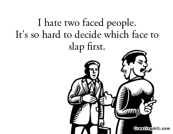 Faced quote #1