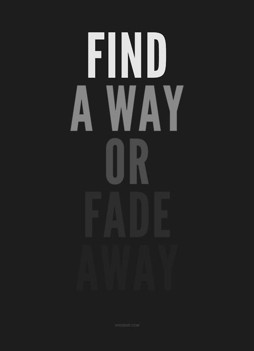 Fade quote #1