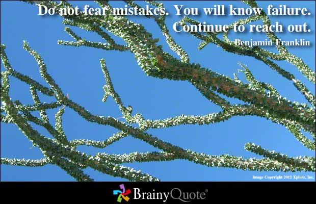 Failures quote #3