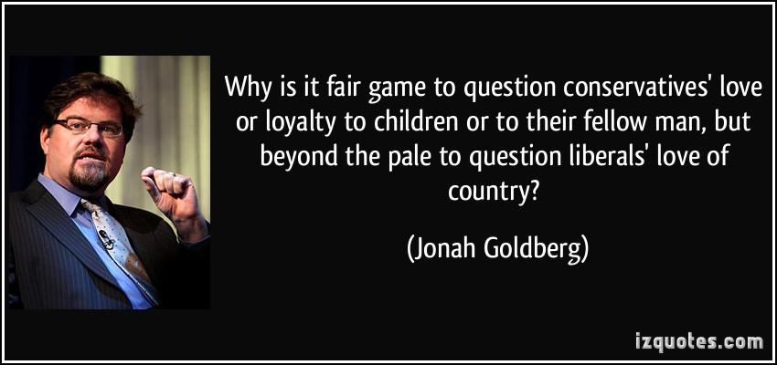 Fair Game quote #1