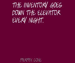 Fairfax Cone's quote #1