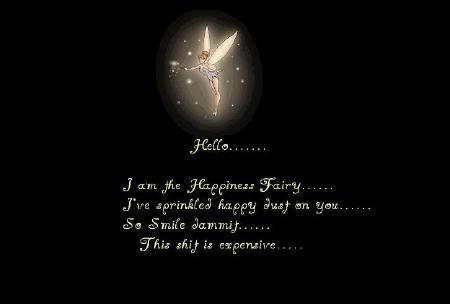 Fairy quote #2